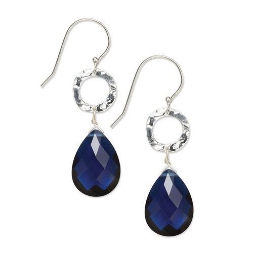 Lucinda Earring Denim