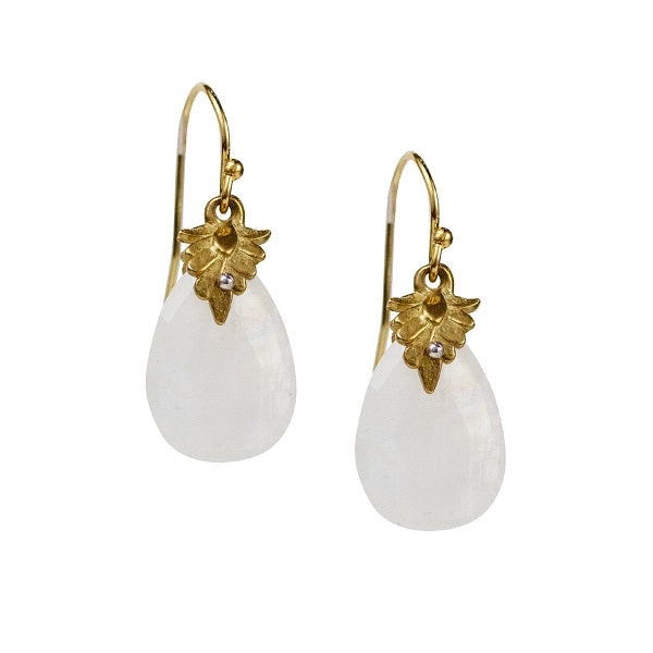 Moonstone Lombard Earrings