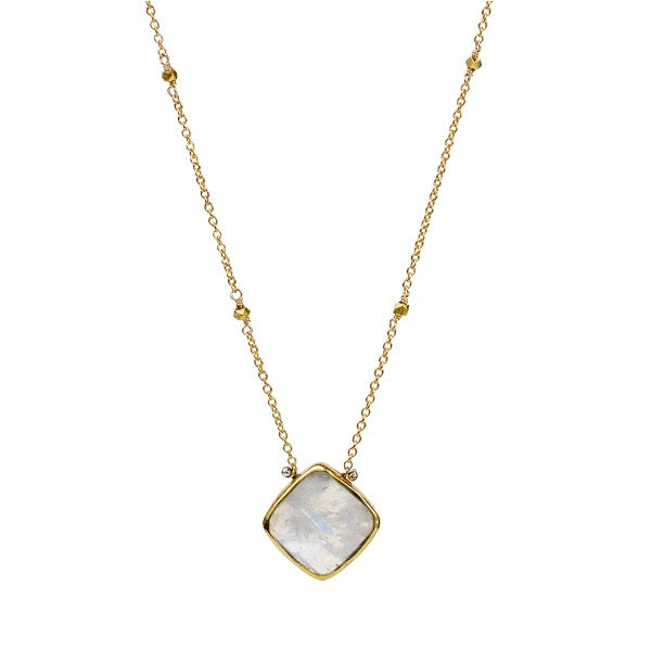 Moonstone Lucia Necklace