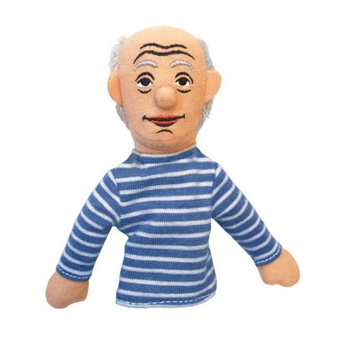 Picasso Magnetic Finger Puppet