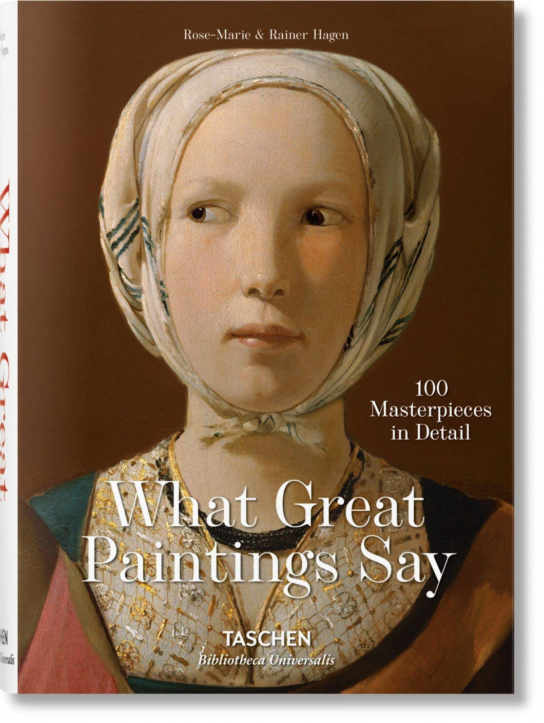 100 Masterpieces in Detail Book