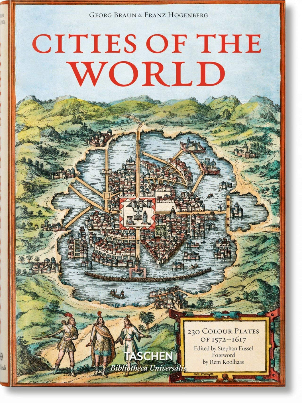 Cities of the World Book