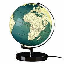Load image into Gallery viewer, Globe Light French Blue 10""