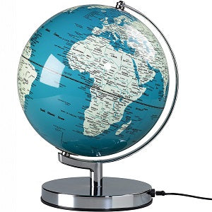 Globe Light French Blue 10""