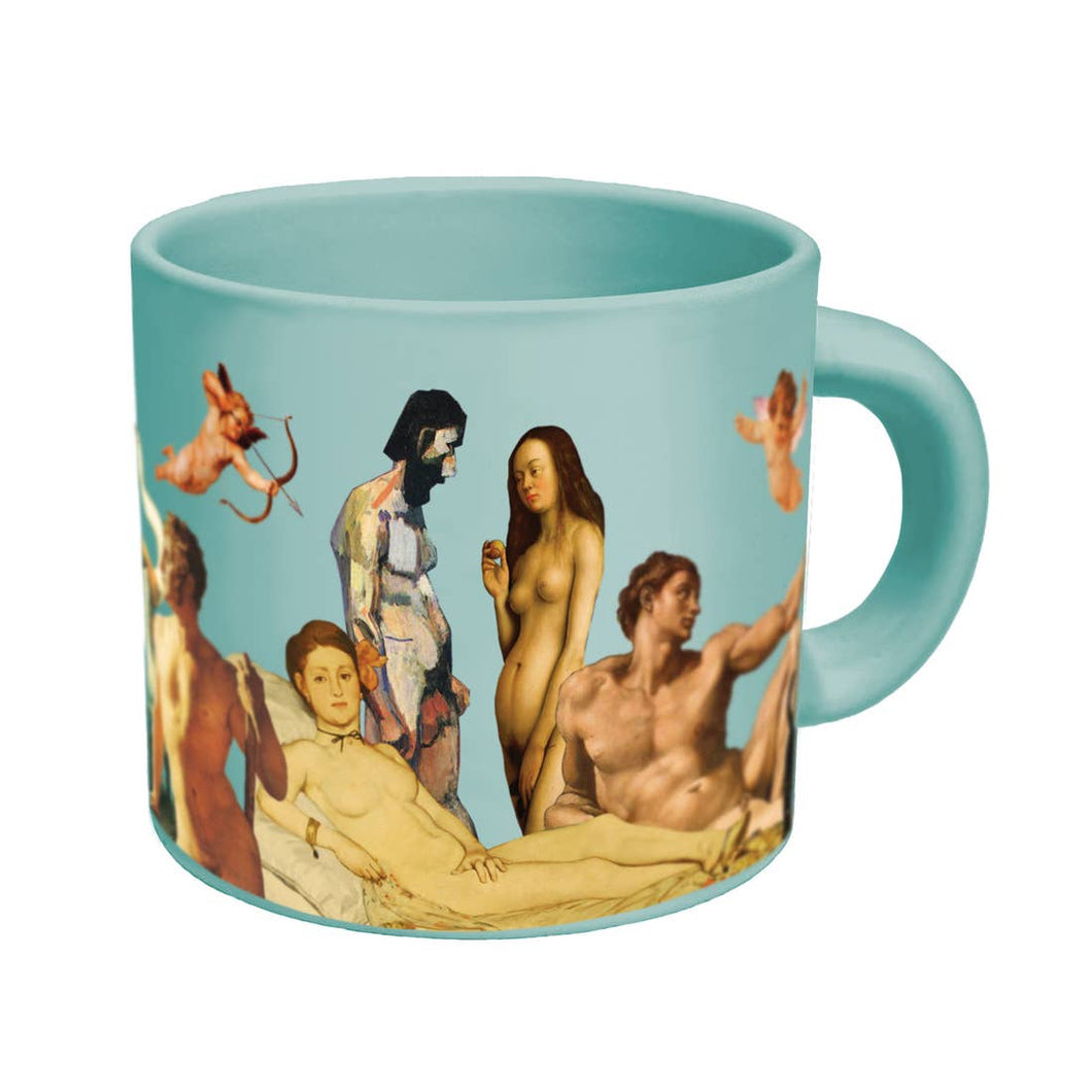 Great Nudes Mug