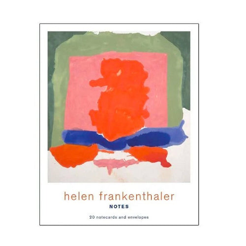 Helen Frankenthaler Boxed Notecards