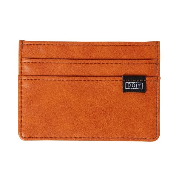 Honom Men's Card Wallet Brown