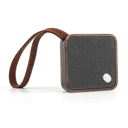 Mi Square Pocket Speaker Walnut