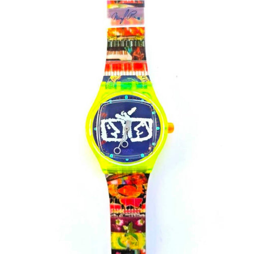 Vintage Nam June Paik Swatchwatch