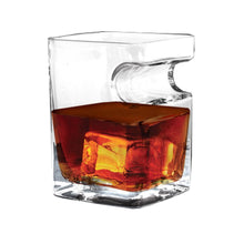 Load image into Gallery viewer, Whiskey Cigar Glass