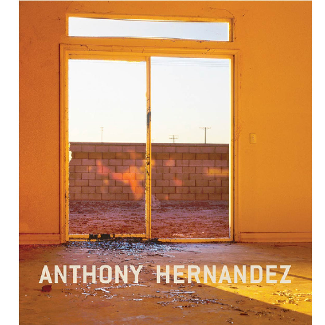 Anthony Hernandez Book