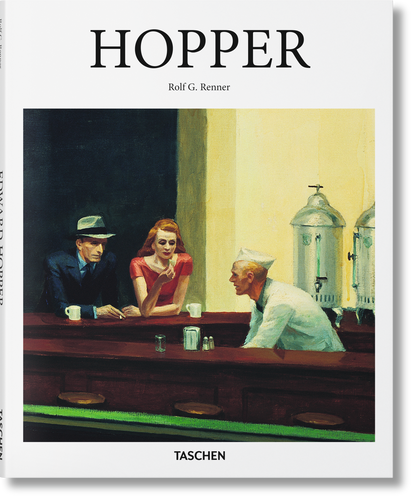 Hopper Book
