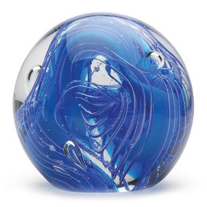 Paperweight Blue Ribbons