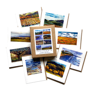 California Boxed Cards - Local