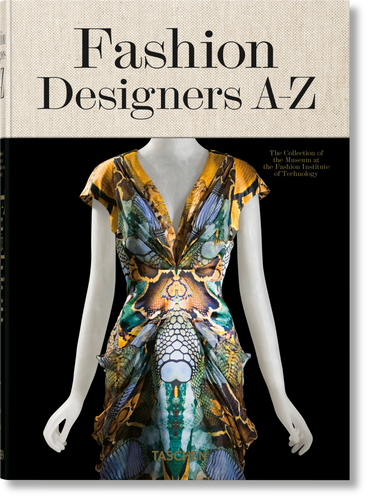 Fashion Designers A-Z Book