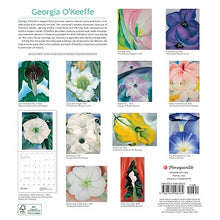 Load image into Gallery viewer, Georgia O'Keeffe 2021 Wall Calendar
