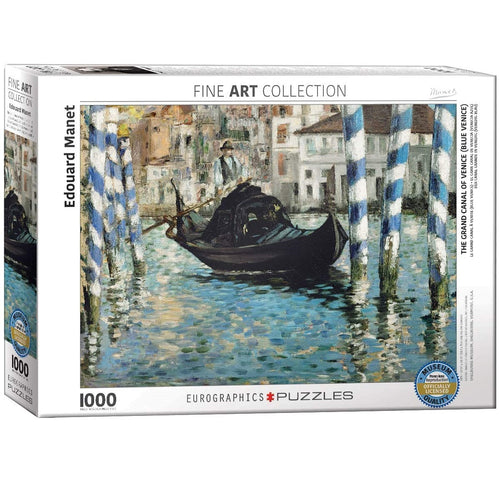 The Grand Canal of Venice Puzzle