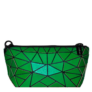 Geo Coin Purse Green
