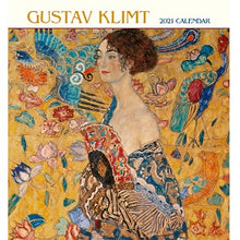 Load image into Gallery viewer, Gustav Klimt 2021 Wall Calendar