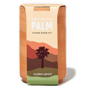 Terracotta Grow Kit - Palm