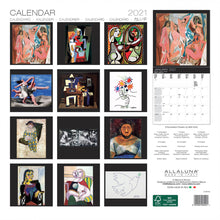 Load image into Gallery viewer, 2021 Picasso Calendar