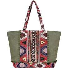 Load image into Gallery viewer, Loden Frost Oversize Tote