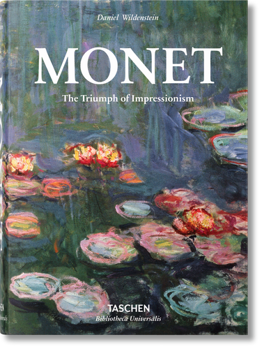 Monet: Triumph of Impression Book
