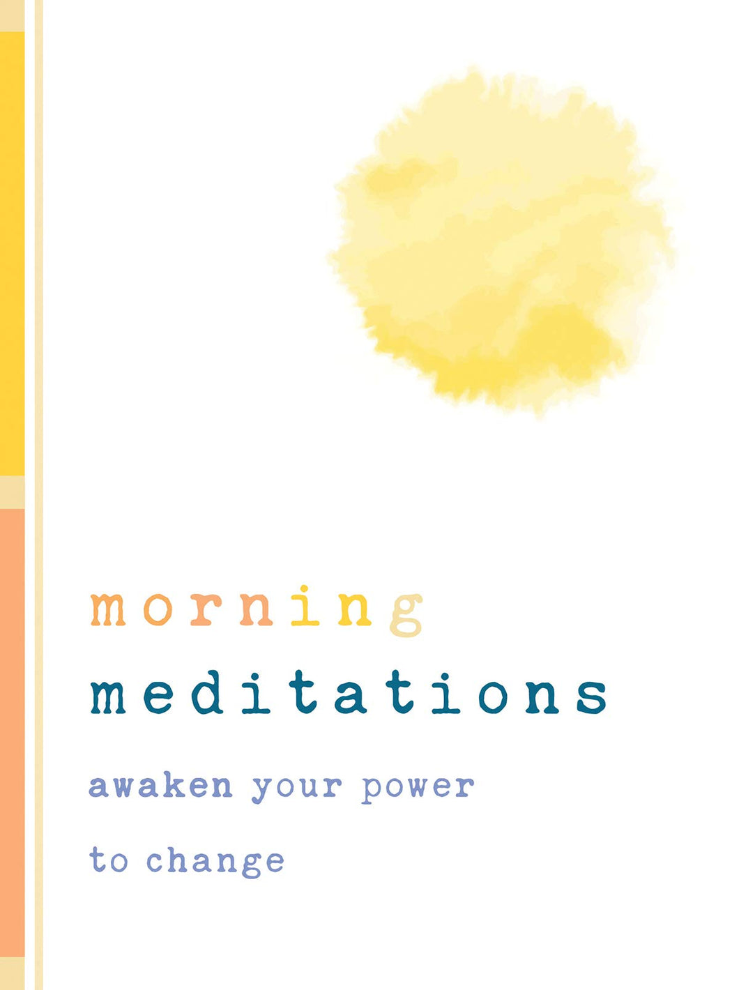 Morning Meditations