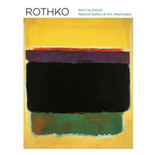 Load image into Gallery viewer, Rothko 2021 Wall Calendar
