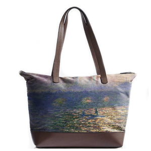 Waterloo Bridge Statement Bag