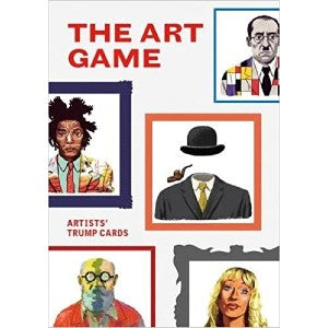 Art Game: Artist's Trump Cards