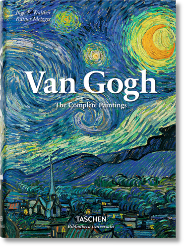 Van Gogh: The Complete Paintings Book