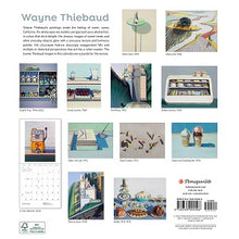 Load image into Gallery viewer, Wayne Thiebaud 2021 Wall Calendar