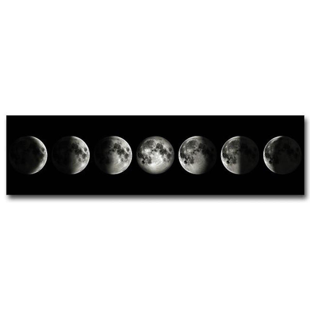 Lunar Eclipse Canvas