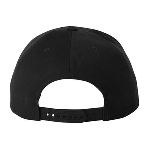 Back View of Classic YZER Snapback