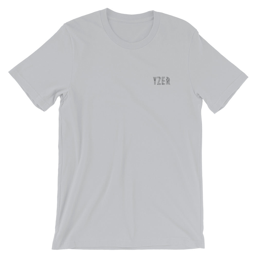 YZER Embroidered Tee
