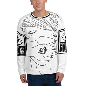 YZER & Keizer See More Sweater