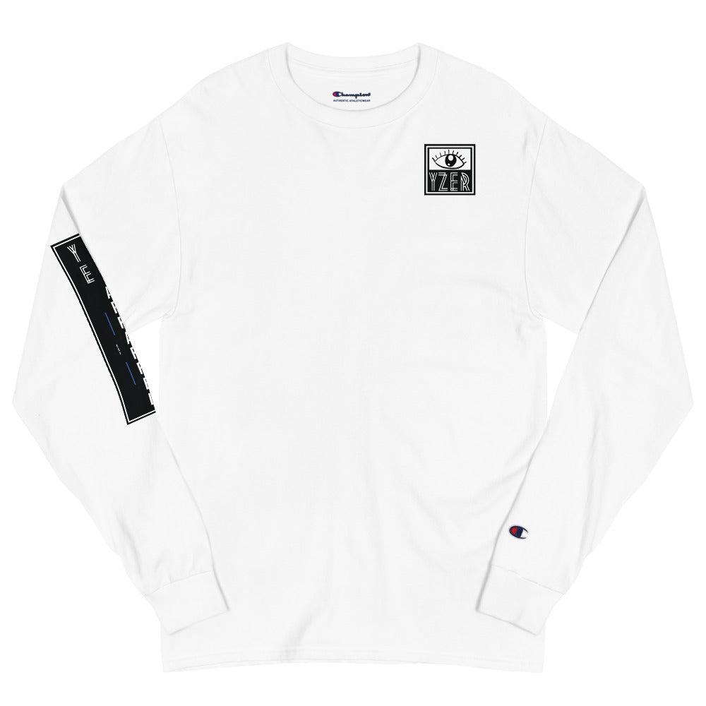 YZER | Champion® EYE Est-19 LS Tee