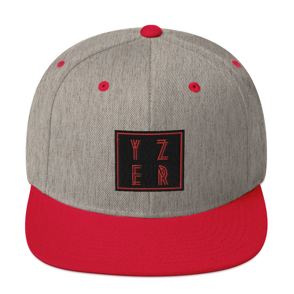 YZER SQUARE-OFF Snapback
