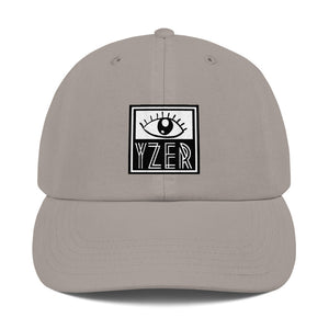 YZER | Champion® EYE Dad Hat