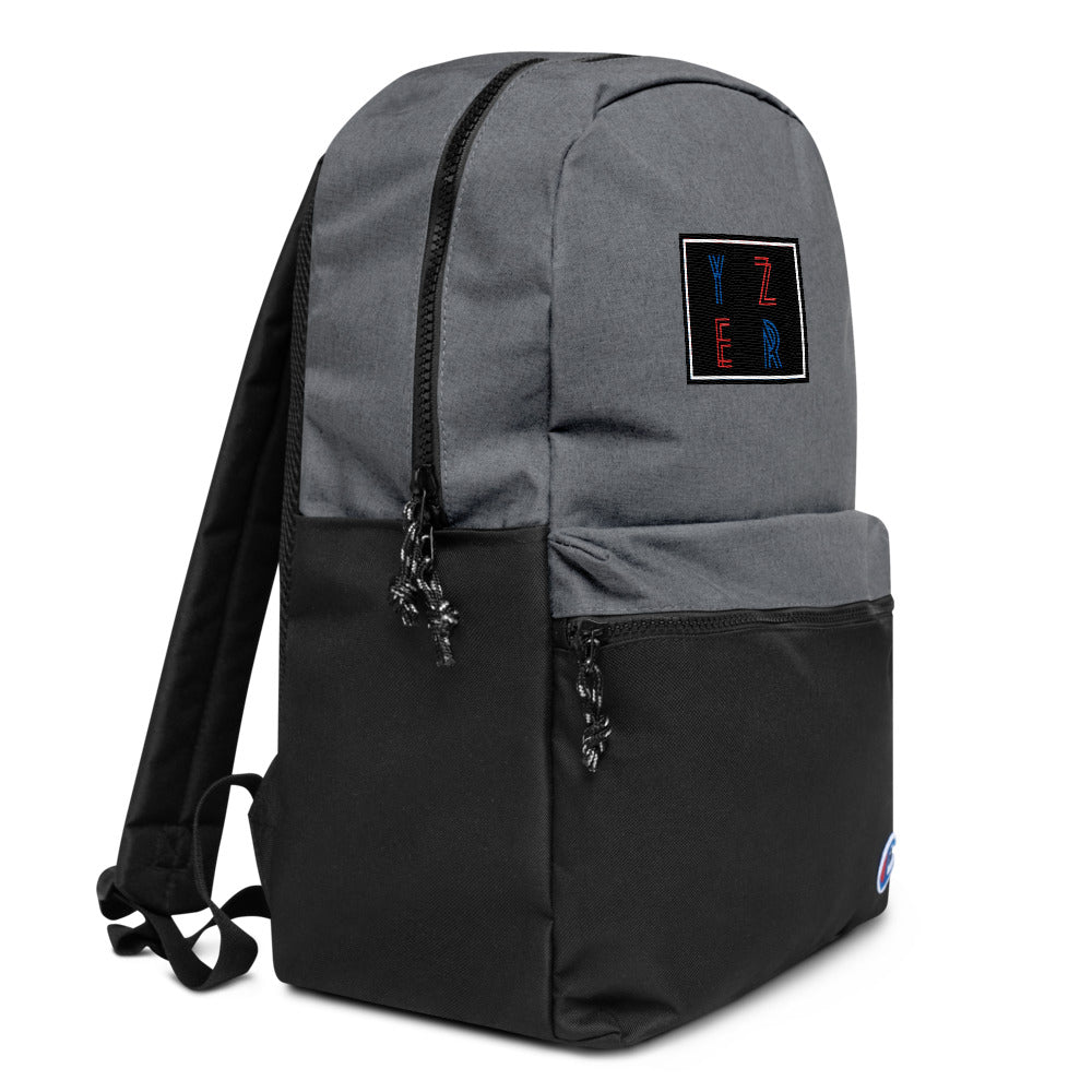 YZER | Champion® SquareOFF Backpack