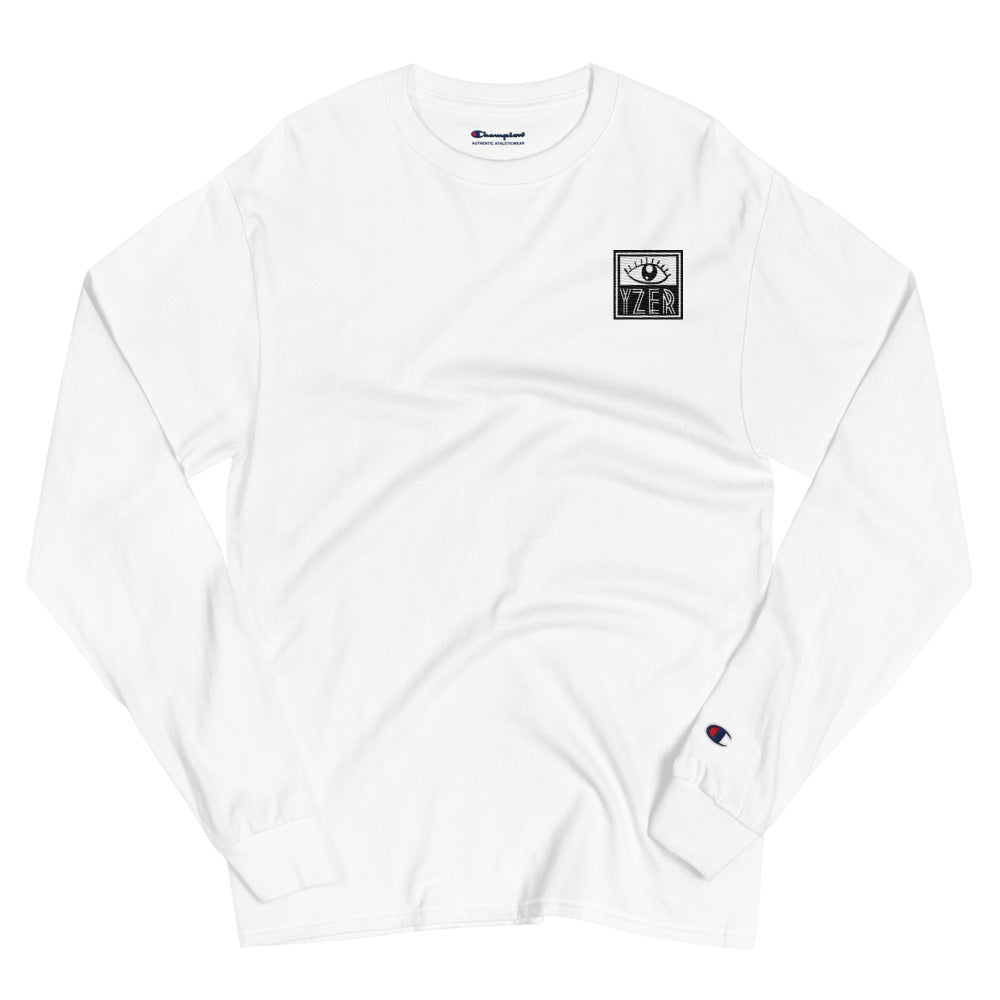 YZER | Champion® EYE LS Tee
