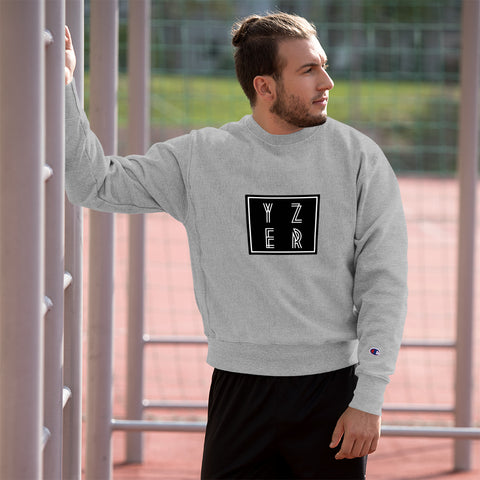 Square-Off Champion Crewneck