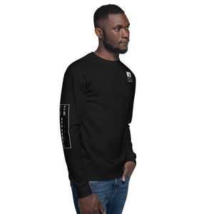 YZER Est-19 (BK) Champion Long Sleeve