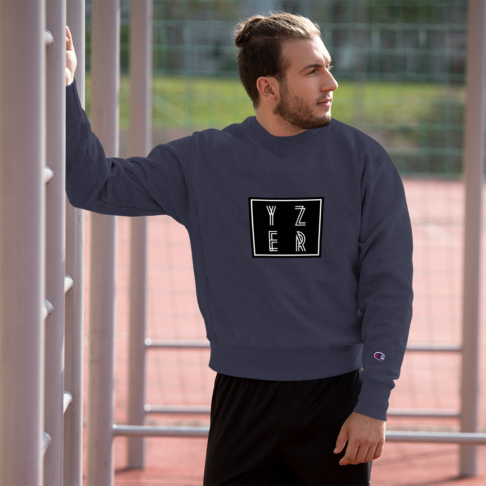 Square-Off Champion® Crewneck