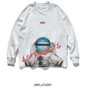 Fake Astronaut Pullover
