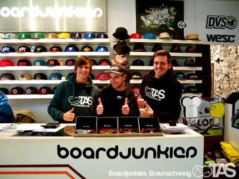 boardjunkies braunschweig take a shot