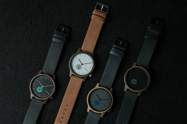 James Holzuhr Kollektion Herren 42mm von TAKE A SHOT