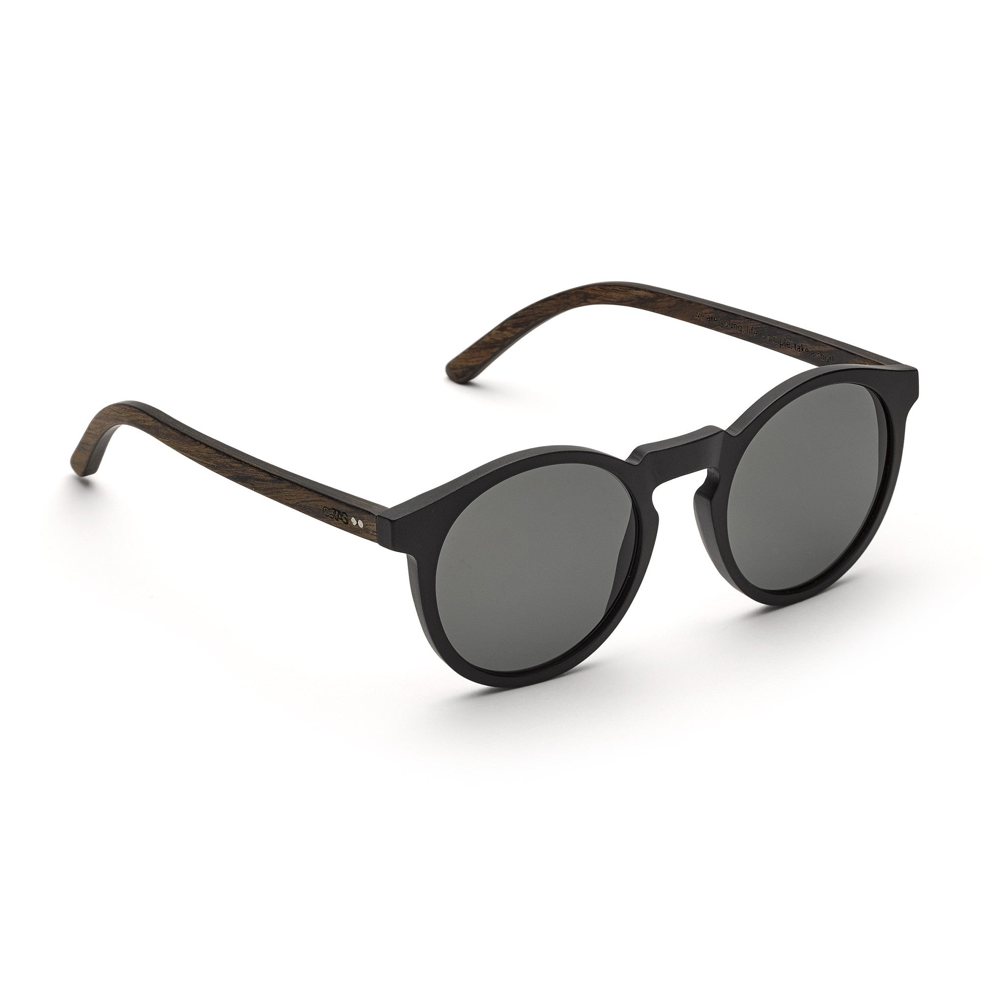 b8c6735c2aed Lukas: Walnussholz (Holz-Sonnenbrille)