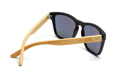 The Butterfly: Bambus (Holz-Sonnenbrille)